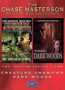 The Chase Masterson Collection Creature Unknown/dark Woods, Good Dvd, Maggie Gr