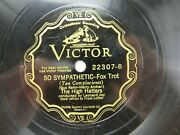The High Hatters - Victor 22307 - So Sympathetic And Where The Golden Daffodils