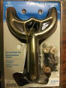 New Westinghouse Ceiling Fan Blade Arms 52 Antique Brass Finish 77407
