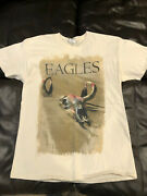 The Eagles History Of The Eagles 2013 Tour Shirt Large