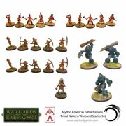 Mythic America Tribal Nations Warband Starter Army