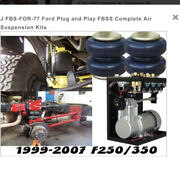 Air Bag It Full Air Bag Suspension For 1999-2004 Super Duty 4x4 With Radius Arms