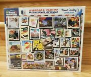 White Mountain Puzzles America Smiles Jigsaw Puzzle - 1000 Piece Jigsaw Puzzle