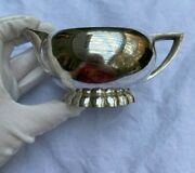 Poole Silver Co Continental Collection Creamer Cx87 Epca Silverplate Vintage