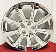 4 Cadillac Oe Triple Chrome Plated 20 X 8.5 Fit Xts Cts Xt4 Ct5 Ct6