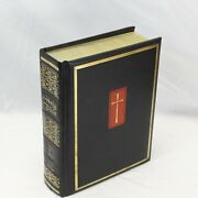 New American Bible Catholic Educational Guild Living Word Edition Family Bible