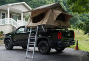 Hotmetalfab Low Profile Over Bed Rack Nissan Mounting Bracket Holds Rooftop Tent