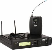 Shure Ulxs14/85 Wireless Lavalier Microphone System - G3 Band 470-505mhz
