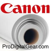 Canon Glossy Photo Inkjet Roll Paper 200gsm - 60 X 100'