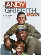 The Andy Griffith Show Classic Dvd Tv Series Complete Seasons 1 2 3 4 5 New Set