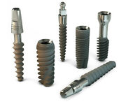 Noris Dental Implants Tuff With Abutment- Made In Israel - Fda Approved