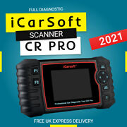 Icarsoft Cr Pro Full Systems Diagnostic Scanner Tool For All Makes Latest 2021