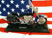 Collectible 2002 Harley Davidson Telephone King America Brand New In Box