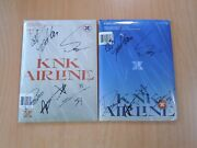 Knk - Knk Airline 3rd Mini Promo With Autographed Signed