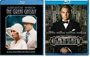 Ultimate Great Gatsby 2-movie Blu-ray Collection The Great Gatsby [1974 Robert