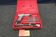 Snap-on Air Pneumatic Impact Hammer Chisel Bits Fork Ph-50d Ph-50 D Tool Set Kit