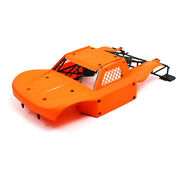 High-strength Injection Molded Car Shell With Roll Cage For Losi 5ive-t Rofun Lt