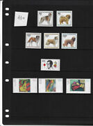 Germany 1990 To 2001 - 754 Stamps Unification To The Euro Period Complete Mnh