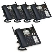 Vtech Am18447 Plus 4 Am18247 Office Business Telephone System W/ Call Transfer
