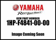 Yamaha Grizly 550 Eps 4wd Front Carrier 1hp-f4841-00-00 New Oem