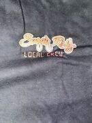 Vintage T Shirt - Sugar Ray Local Crew Red Black Winterland Size Xl Band Concert