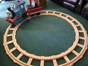 Peg Perego Thomas The Train Ride-on Works + Tracks And Charger
