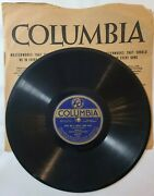 Antique 1919 Sterling Trio Charles Harrison Solo 78rpm 10-inch Columbia A2770