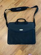Macconnection Laptop Computer Bag Travel Briefcase. Brand New Never Used/clean