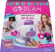 Cool Maker Go Glam Nail Stamper Salon For Manicures And Pedicures World Ship
