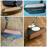 Precision Milled Copper Replacement Insert Service For Most Odyssey Putters