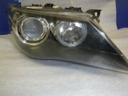 2008 Bmw Headlight Assembly Right Hand Parts Or Repair Le06e6154 A87176718-06