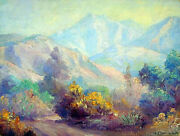 20 Off California Painting Jack Wilkinson Smith And039southwest Sceneand039 11 X 14