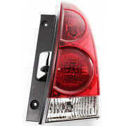 Tail Light For 10-10 Toyota Avalon 05-07 Driver Side, Outer 81560ac090