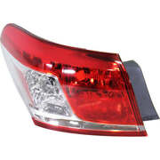 Tail Light For 11-13 Bmw X5 Driver Side Inner 63217227793