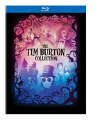 The Tim Burton Collection And Hardcover Book [blu-ray]
