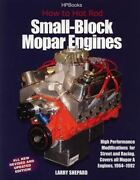 Dodge Plymouth How To Hot Rod Small Block Mopar Engine 273 318 340 360 Book