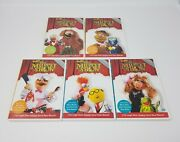 Best Of The Muppet Show 25th Anniversary Edition 5 Dvd Lot Discs Are Very Good