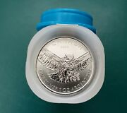 2015 25 X 1 Oz Silver Canadian Great Horned Owl - Birds Prey Series 25 Coins