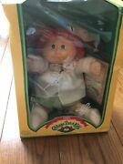 Vintage Original 1985 Coleco Cabbage Patch Doll New In Box