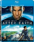 After Earth Blu-ray + Dvd + Digital Hd With Ultra Violet