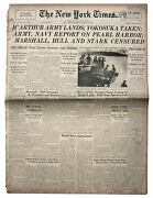30 August 1945 ''new York Times'' -- Japan Occupied