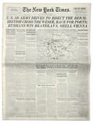 5 April 1945 Edition Of ''the New York Times''