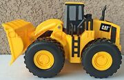 Toy State Industrial Ltd-tractor-hard Plastic Body-rubber Tires-7 Tire To Tire