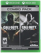 Activision Call Of Duty Black Ops 1 And 2 Combo Pack Xbox 360