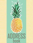 Address Book Email Address Book And Contact Book - Alphabetical With Tabs - Fo
