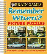 Brain Games - Picture Puzzles Remember When - How Many Differences Can You Fin