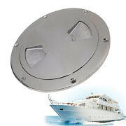 6 316 Stainless Steel Boat Marine Deck Plate Inspection Access Hatch Cover Us