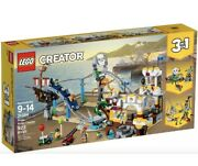 Lego Creator Retired Pirate Roller Coaster 31084 New Sealed Box Ready To Ship