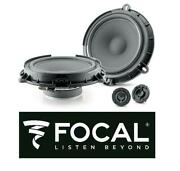 Focal Isford165 Inside 2 Way 16.5 Cm Speakers For Ford C - Max 2011andndash2017