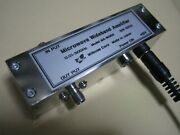 Wide Band Rf Amplifier 100khz-50ghz 16db@40ghz +12dbm And Frequency Multiplier X3